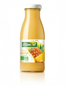 PUR JUS D'ANANAS (5 X 25cl)