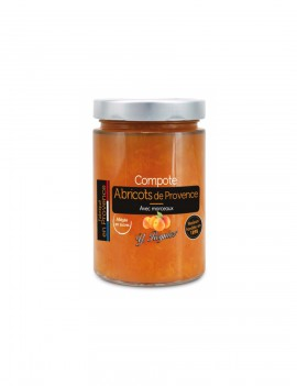 COMPOTE D'ABRICOT ALLEGEE...