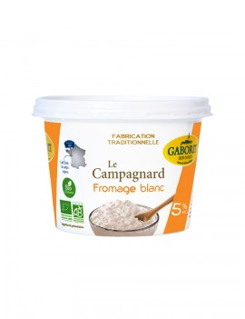 FROMAGE BLANC 5% CAMPAGNARD...