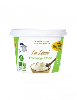 FROMAGE BLANC 3% LISSE (500g)