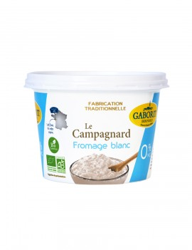 FROMAGE BLANC 0% CAMPAGNARD...