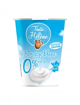 FROMAGE BLANC NATURE 0% (400g)
