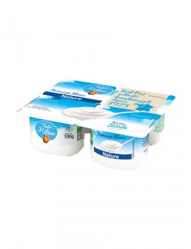 FROMAGE BLANC NATURE (4x100g)