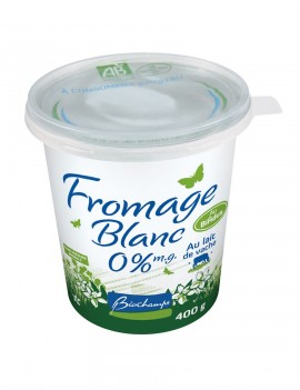 FROMAGE BLANC 0% MG (400g)